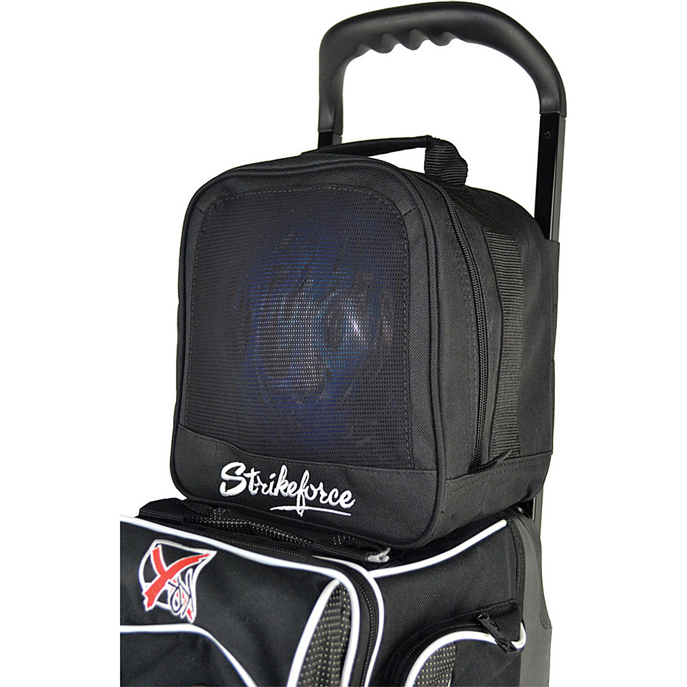 KR Strikeforce Bowling Joey Pro Bag Black KR Strikeforce Bowling Bowling Bags