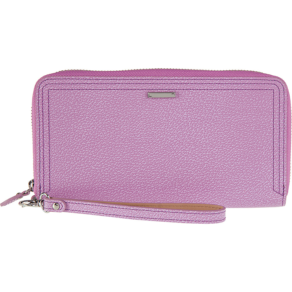 Lodis Stephanie Vera Wristlet Wallet with RFID Protection Lavender - Lodis Womens Wallets - Women's SLG, Women's Wallets