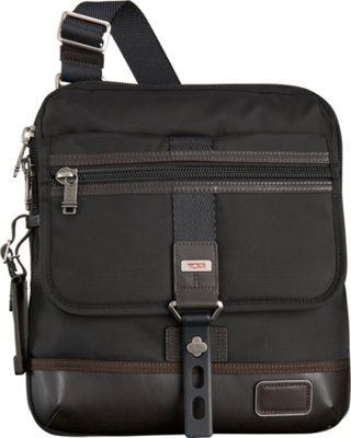 Tumi Alpha Bravo Annapolis Zip Flap Hickory - Tumi Other Men's Bags