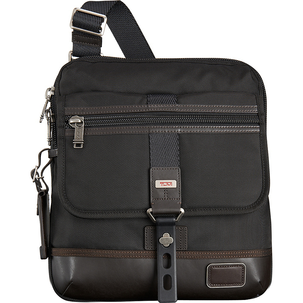 Tumi Alpha Bravo Annapolis Zip Flap Hickory Tumi Other Men s Bags