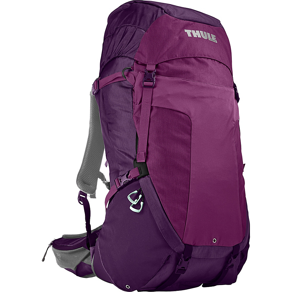 Thule Capstone 50L Women s Hiking Pack Crown Jewel Potion Thule Day Hiking Backpacks
