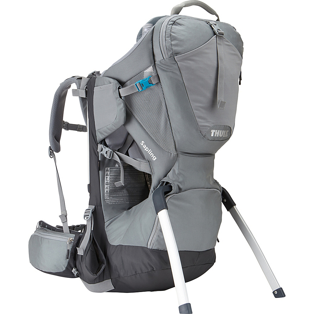 Thule Sapling Child Carrier Dark Shadow Slate Thule Baby Carriers