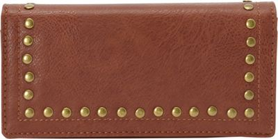 Image of American West - Bandana Flap Wallet (Chestnut) Handbags