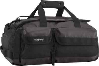 Timbuk2 Navigator Duffel - S Black - Timbuk2 Travel Duffels