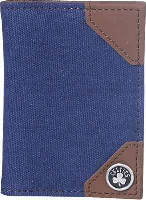 Concept One by USPA Accessories NBA  Boston Celtics Madison Wallet Navy - Concept One by USPA Accessories Mens Wallets