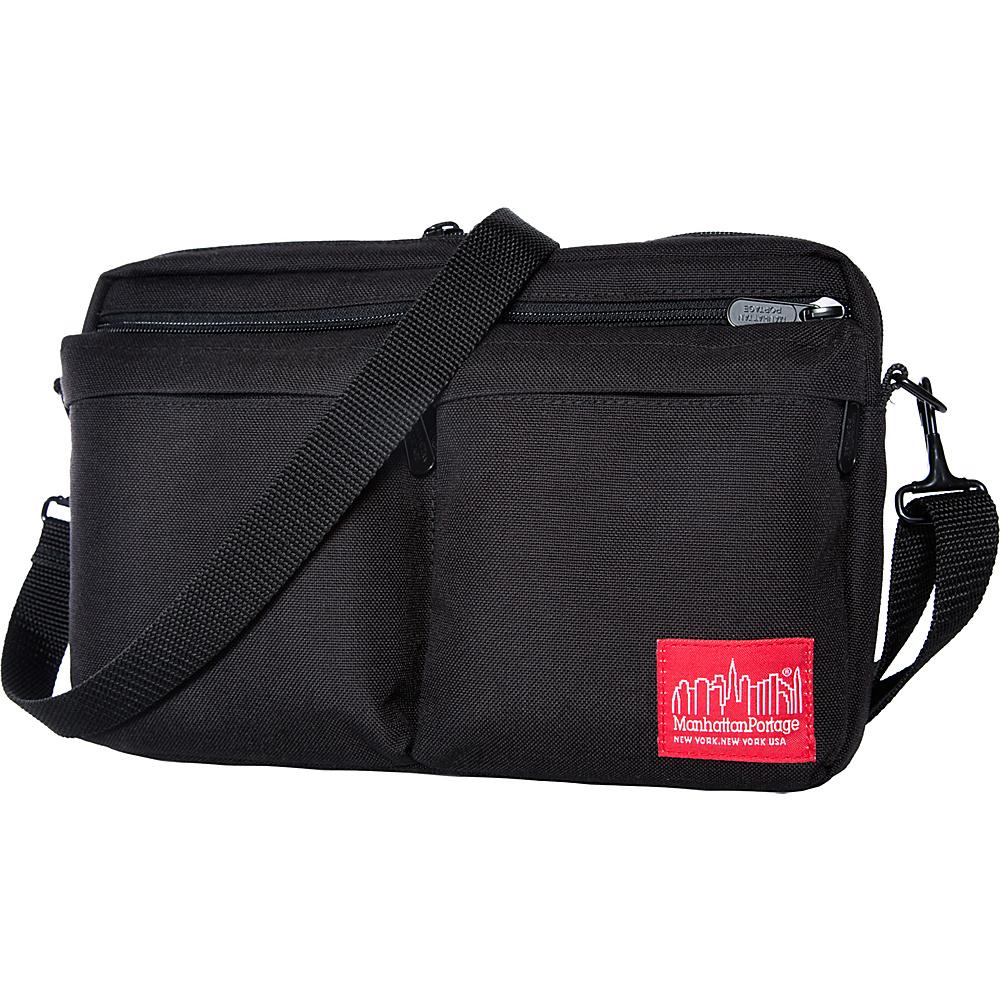 Manhattan Portage Albany Shoulder Bag Black - Manhattan Portage Other Mens Bags - Work Bags & Briefcases, Other Men's Bags