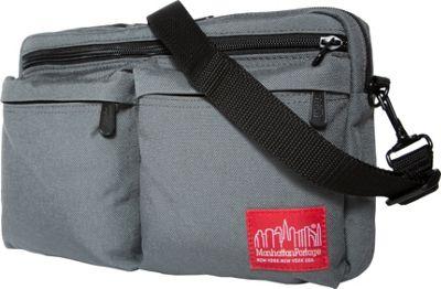 Manhattan Portage Albany Shoulder Bag Gray - Manhattan Portage Men's Bags