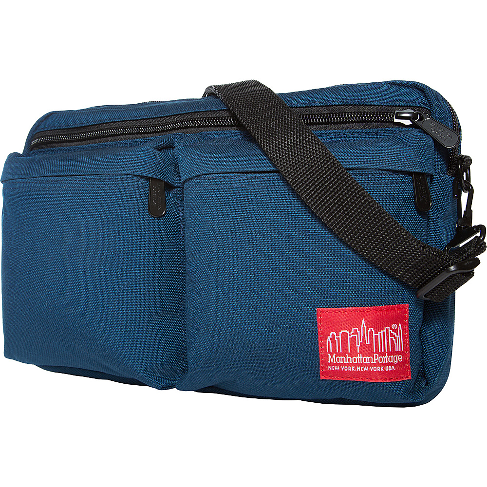 Manhattan Portage Albany Shoulder Bag Navy - Manhattan Portage Other Mens Bags - Work Bags & Briefcases, Other Men's Bags
