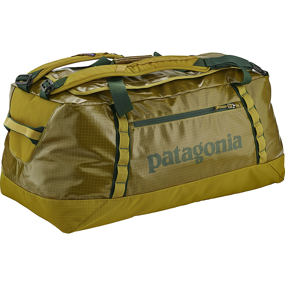 Patagonia Black Hole Duffle 90L Golden Jungle - Patagonia Outdoor Duffels - Duffels, Outdoor Duffels