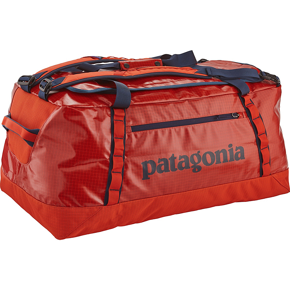 Patagonia Black Hole Duffle 90L Paintbrush Red - Patagonia Outdoor Duffels - Duffels, Outdoor Duffels