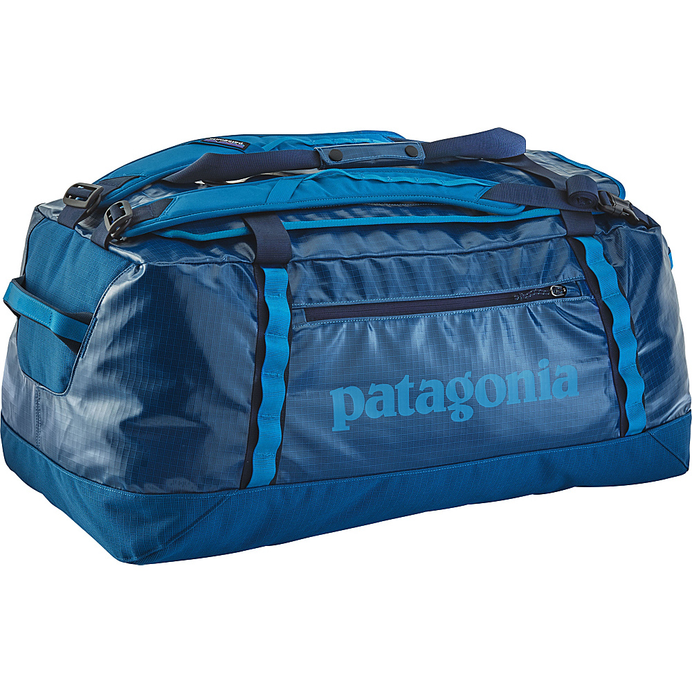 Patagonia Black Hole Duffle 90L Bandana Blue - Patagonia Outdoor Duffels - Duffels, Outdoor Duffels