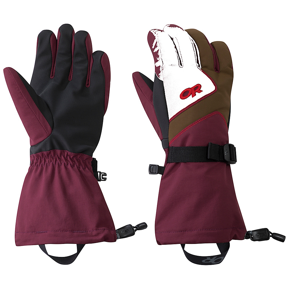 Outdoor Research Adrenaline Gloves  Womens S - Black - Outdoor Research Hats/Gloves/Scarves - Fashion Accessories, Hats/Gloves/Scarves