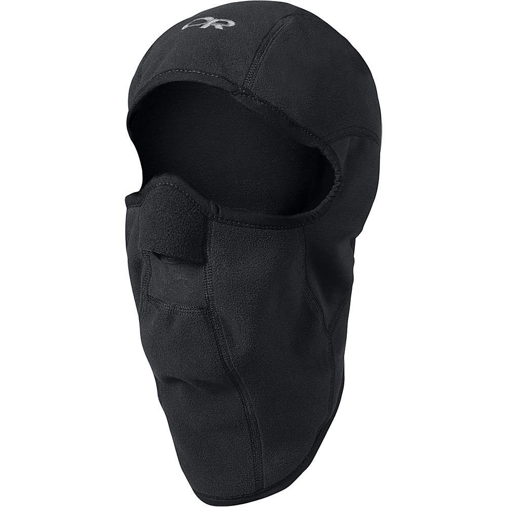 Outdoor Research Sonic Balaclava M - Black - Outdoor Research Hats/Gloves/Scarves - Fashion Accessories, Hats/Gloves/Scarves