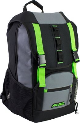 Fuel Shelter Backpack Lime Sizzle - Fuel Everyday Backpacks