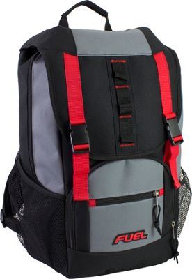 Fuel Shelter Backpack Red Poppy - Fuel Everyday Backpacks
