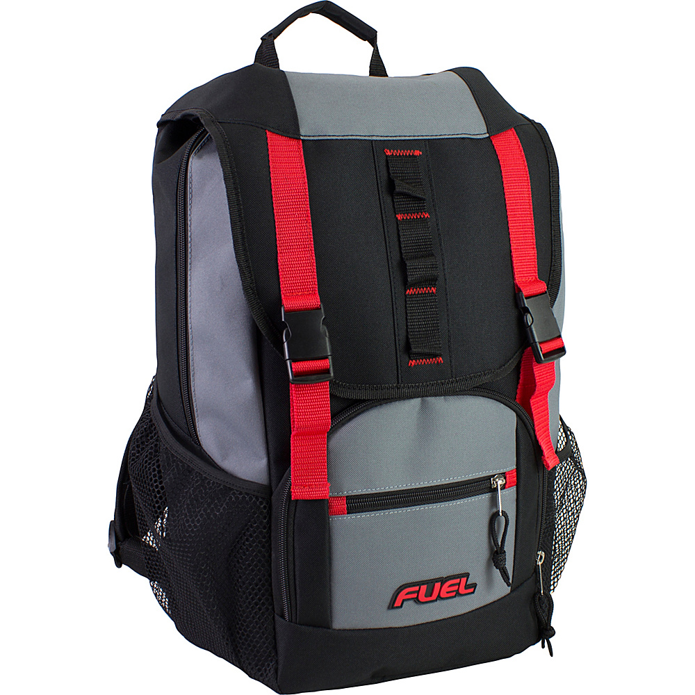 Fuel Shelter Backpack Red Poppy Fuel Everyday Backpacks
