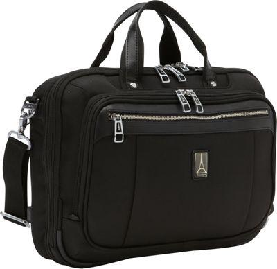 Travelpro Platinum Magna 2 Slim Brief Black - Travelpro Non-Wheeled Business Cases