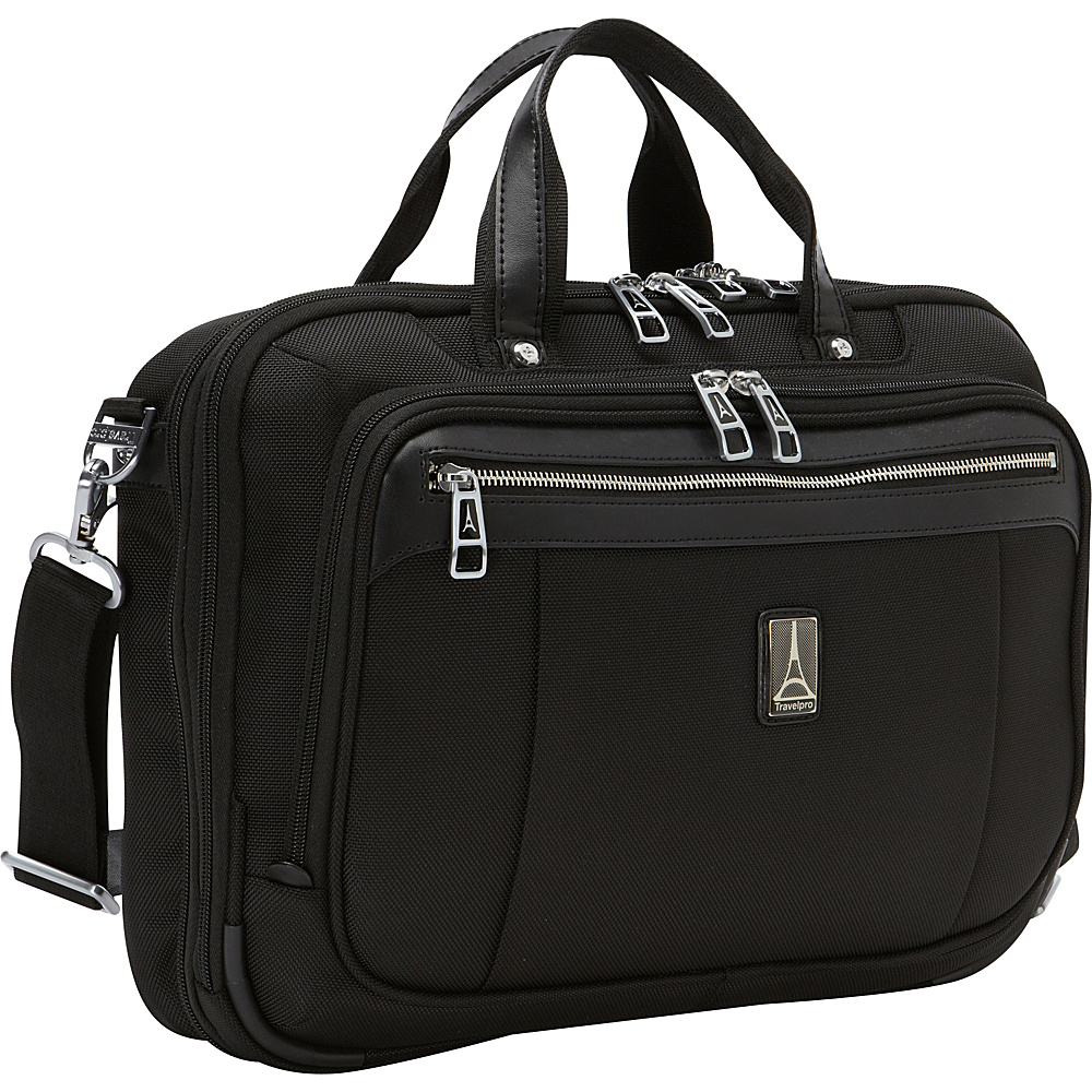 Travelpro Platinum Magna 2 Slim Brief Black Travelpro Non Wheeled Business Cases