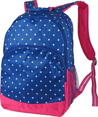 Image of All For Color Backpack Fairisle - All For Color School & Day Hiking Backpacks