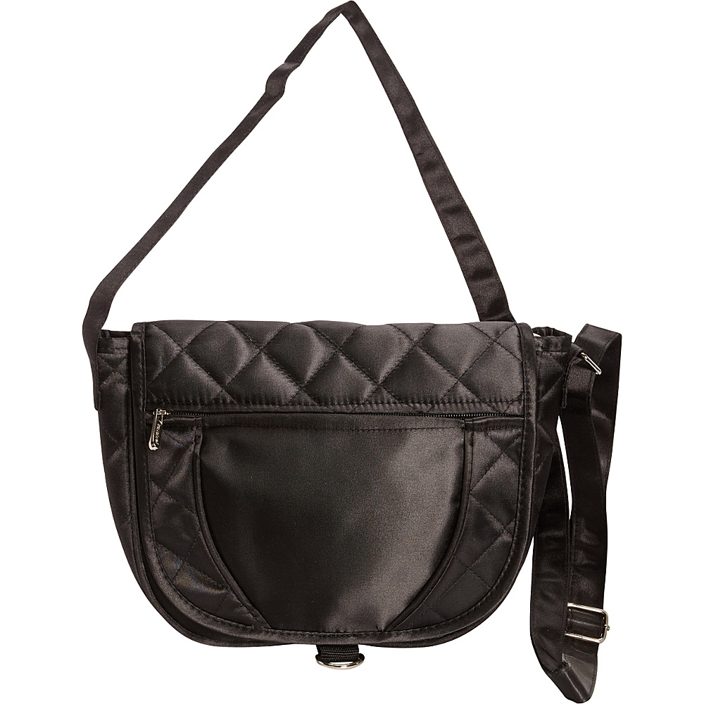 Bellino Savvy Sling Bag Black - Bellino Other Men's Bags