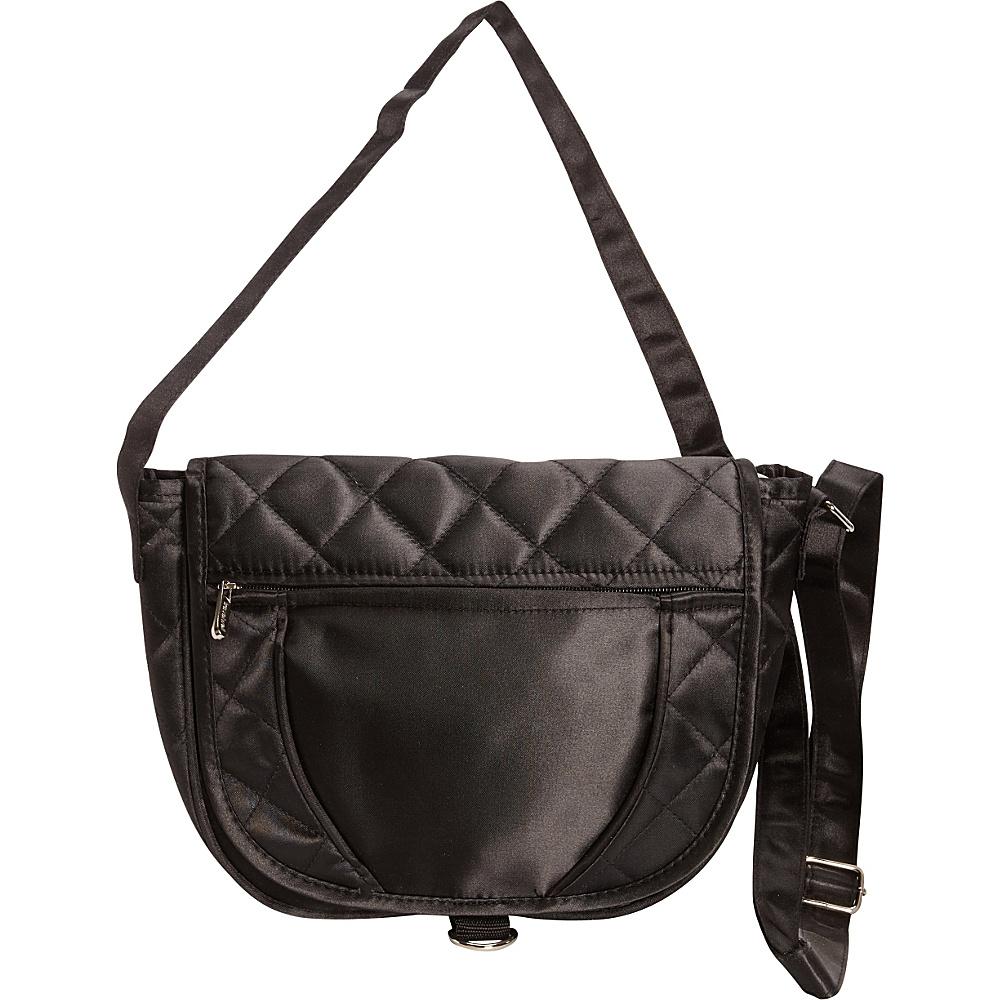 Bellino Savvy Sling Bag Black - Bellino Other Men's Bags