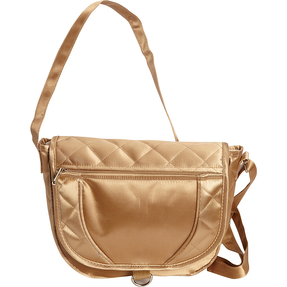 Bellino Savvy Sling Bag Gold - Bellino Other Men's Bags