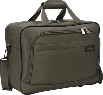 Skyway Sigma 5.0 16 inch Shoulder Tote Forest Green - Skyway Luggage Totes and Satchels
