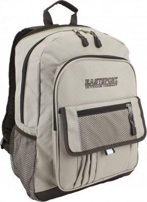 Eastsport Basic Tech Backpack Beige - Eastsport Business & Laptop Backpacks