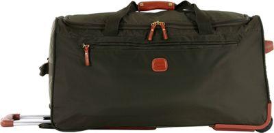 BRIC'S X-Bag 28 Rolling Duffle Olive - BRIC'S Rolling Duffels