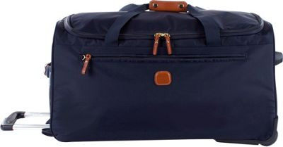 BRIC'S X-Bag 28 Rolling Duffle Navy - BRIC'S Large Rolling Luggage