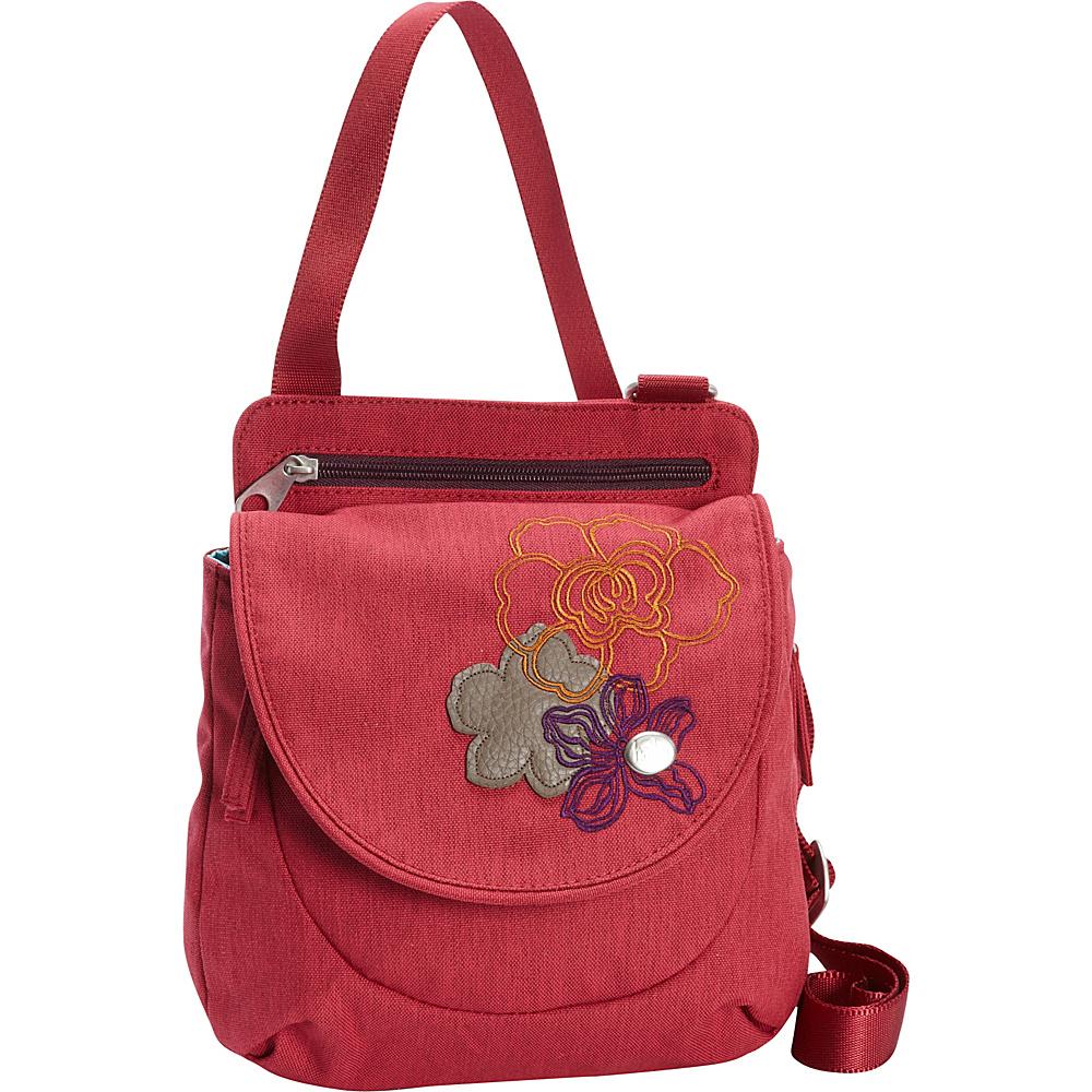 Haiku Swift Grab Bag Crossbody Desert Bloom - Haiku Fabric Handbags