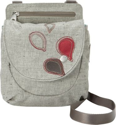 Haiku Swift Grab Bag Crossbody Mushroom - Haiku Fabric Handbags