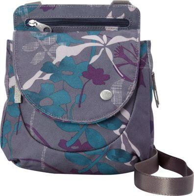 Haiku Swift Grab Bag Crossbody Flower Fall Print - Haiku Fabric Handbags