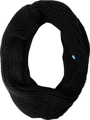 Keds Chunky Knit Infinity Scarf Black - Keds Hats/Gloves/Scarves 10383255