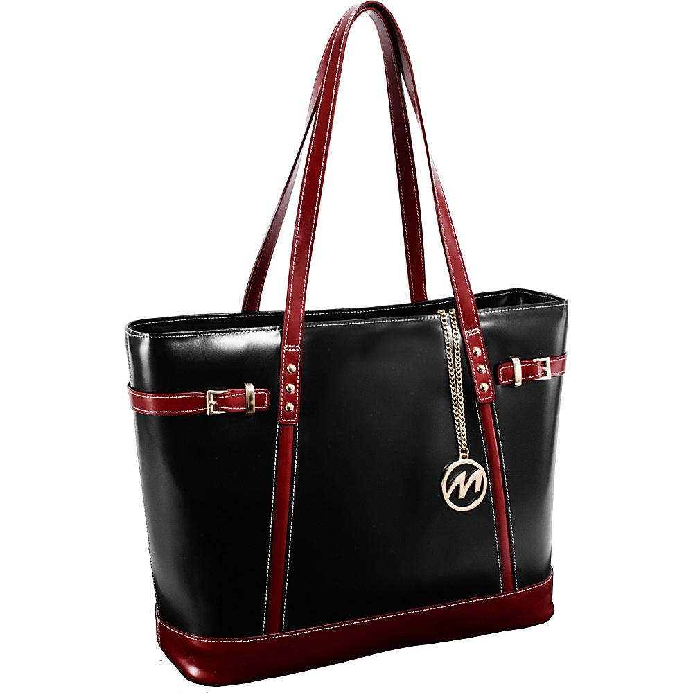 McKlein USA Serafina Tote Black McKlein USA Women s Business Bags