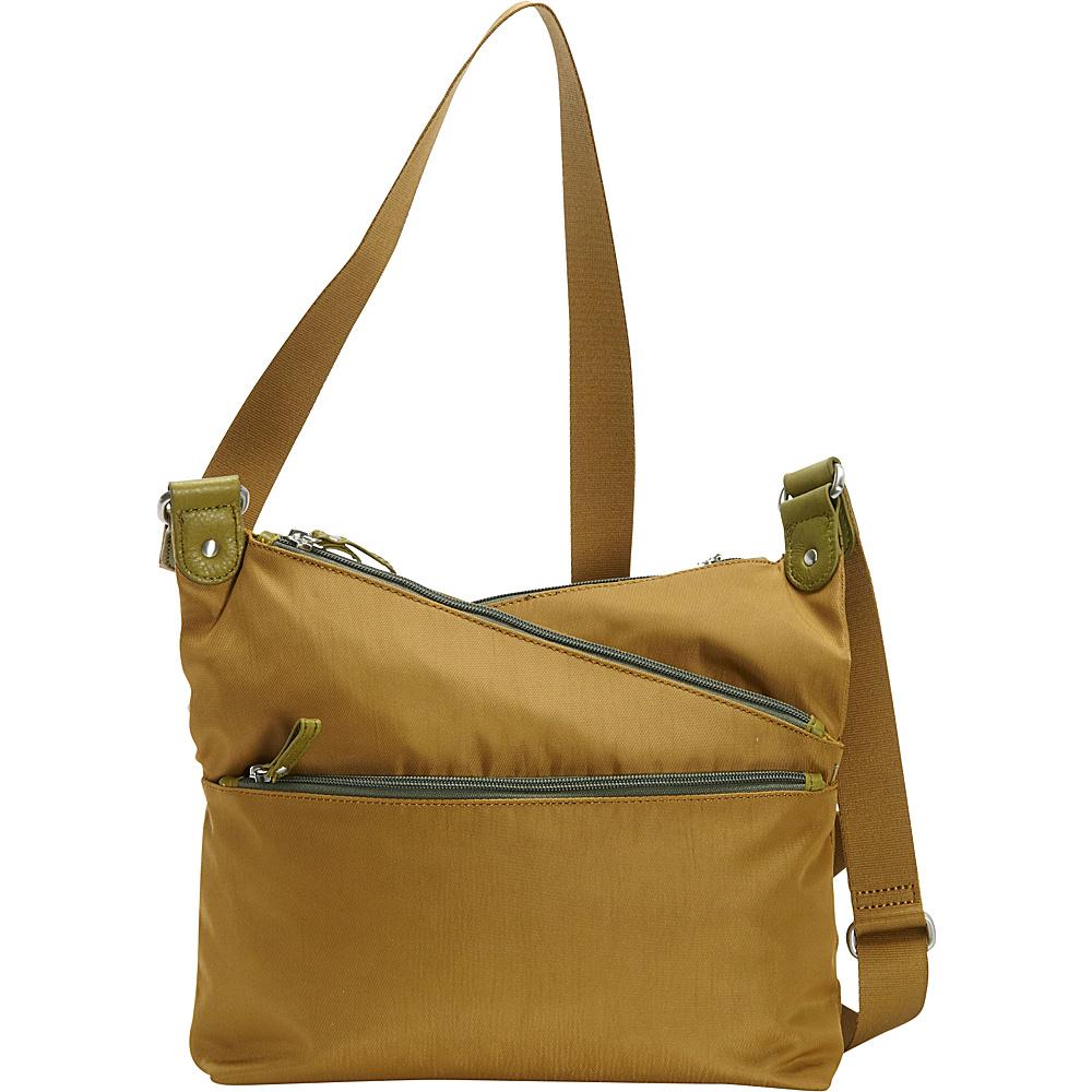 Osgoode Marley Kriss Kross Traveler Pear Osgoode Marley Fabric Handbags