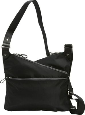 Osgoode Marley Kriss Kross Traveler Black - Osgoode Marley Fabric Handbags