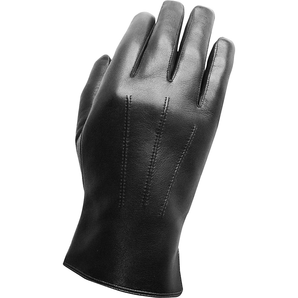 Tanners Avenue Napa Leather Texting Gloves Mens Size Large Black Tanners Avenue Hats Gloves Scarves