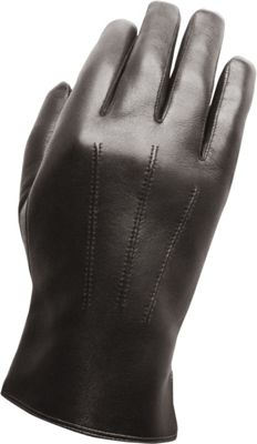 Tanners Avenue Napa Leather Texting Gloves - Mens Size Large One Size - Espresso Brown - Tanners Avenue Hats/Gloves/Scarves