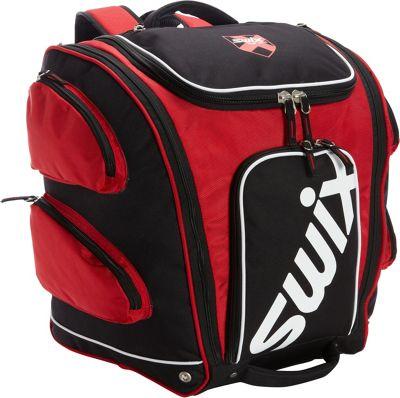 Swix Norwegian National Team Tripack Red - Swix Ski and Snowboard Bags