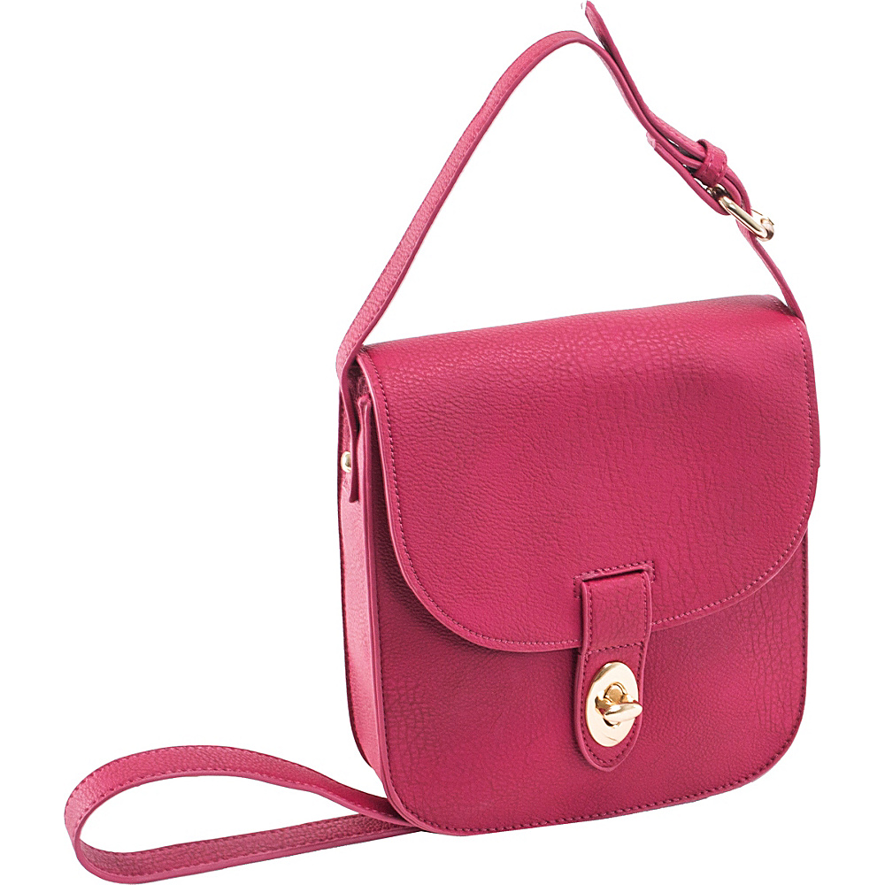 Parinda Maya II Crossbody Berry - Parinda Manmade Handbags