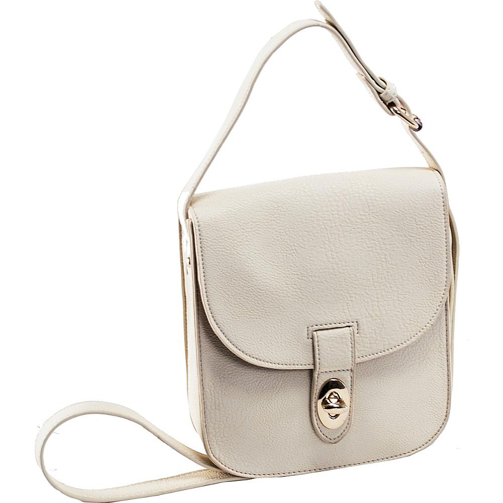 Parinda Maya II Crossbody Sand - Parinda Manmade Handbags