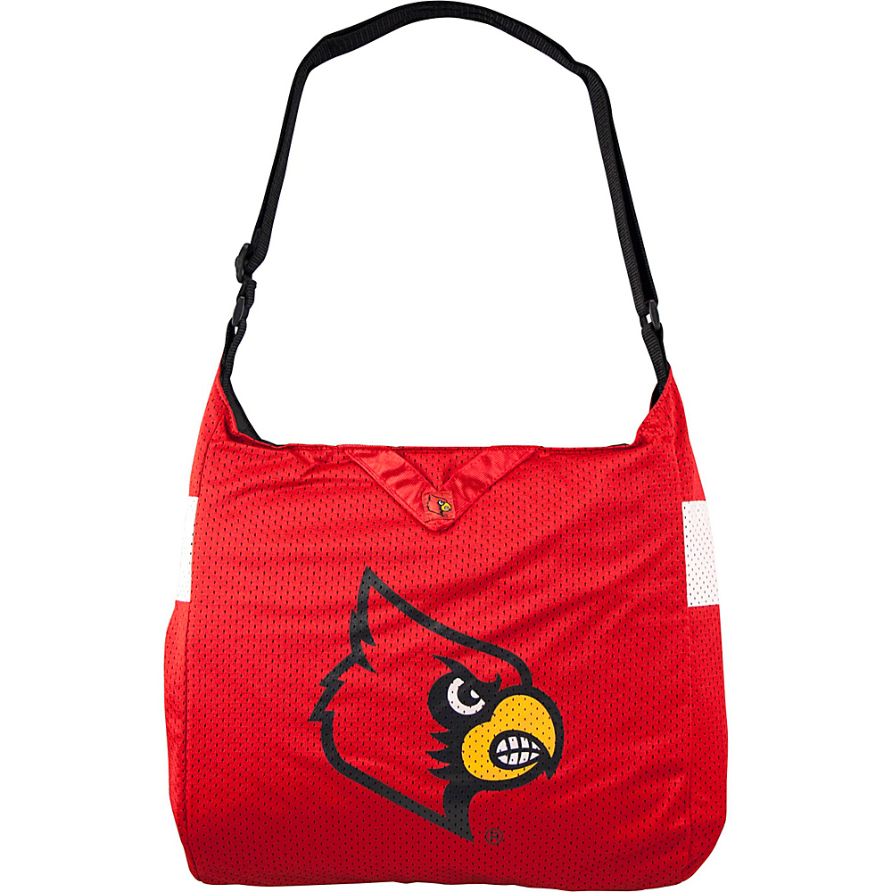 Littlearth Team Jersey Shoulder Bag - ACC Teams Louisville, U of - Littlearth Fabric Handbags - Handbags, Fabric Handbags