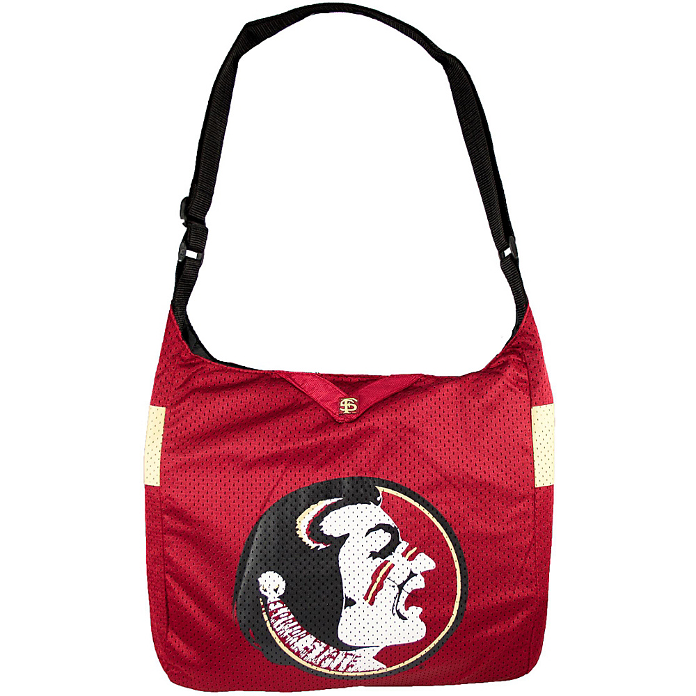 Littlearth Team Jersey Shoulder Bag - ACC Teams Florida State University - Littlearth Fabric Handbags - Handbags, Fabric Handbags