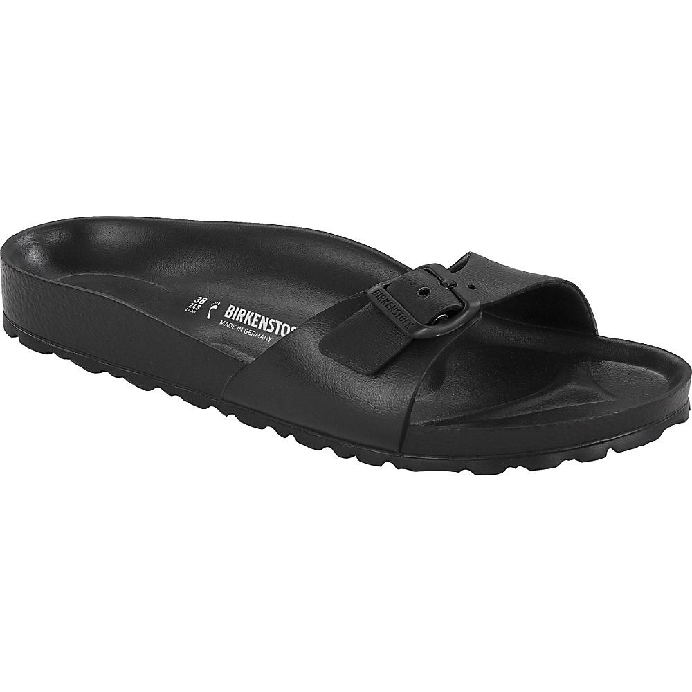 Birkenstock Madrid Essentials 41 US Women s 10 10.5 M Regular Medium Bla Birkenstock Women s Footwear
