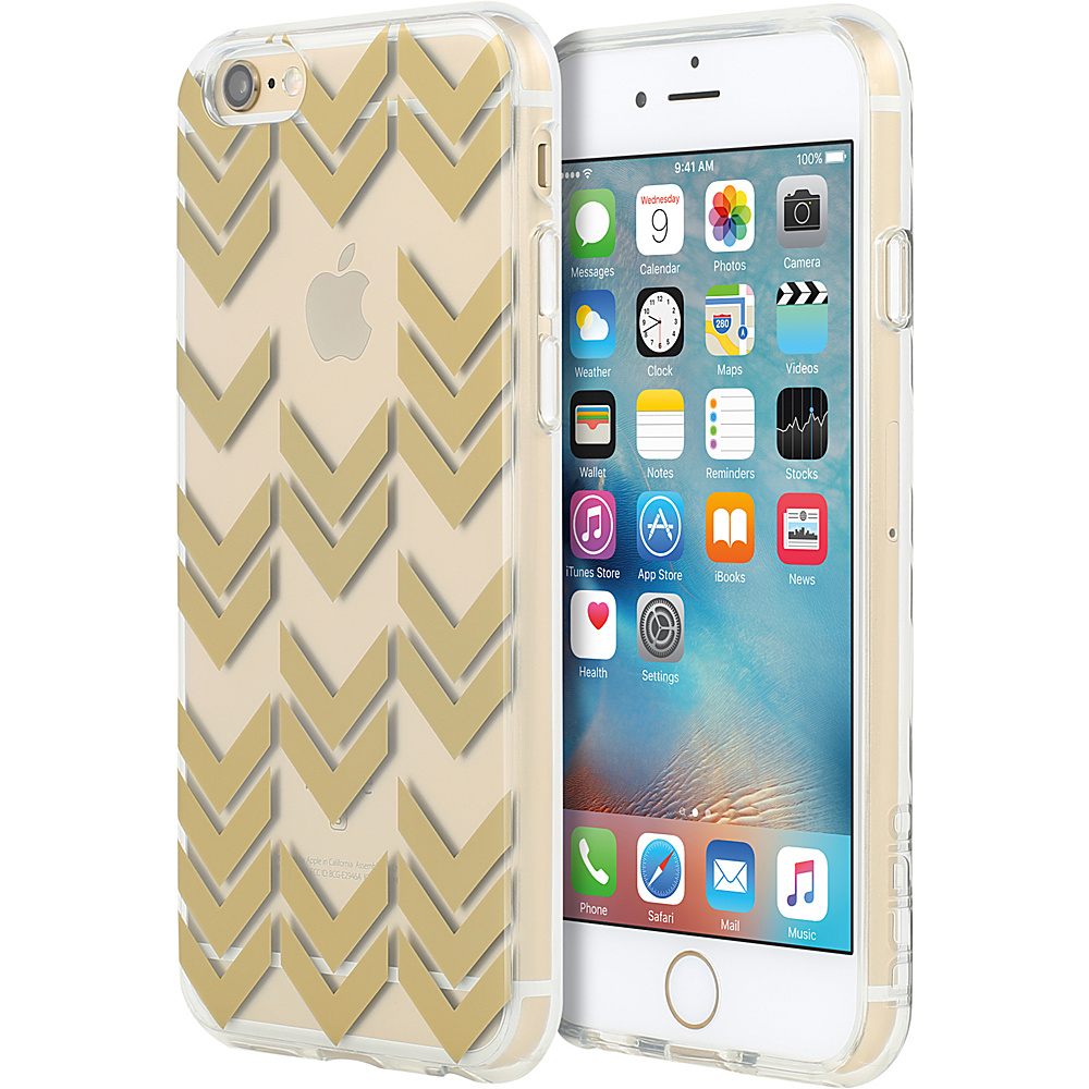Incipio Design Series for iPhone 6/6s Aria Pattern Gold - Incipio Electronic Cases - Technology, Electronic Cases