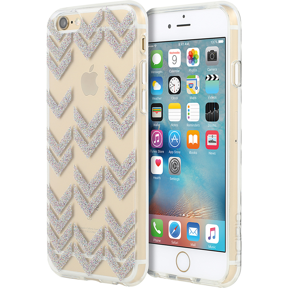 Incipio Design Series for iPhone 6/6s Aria Pattern Multi Glitter - Incipio Electronic Cases - Technology, Electronic Cases