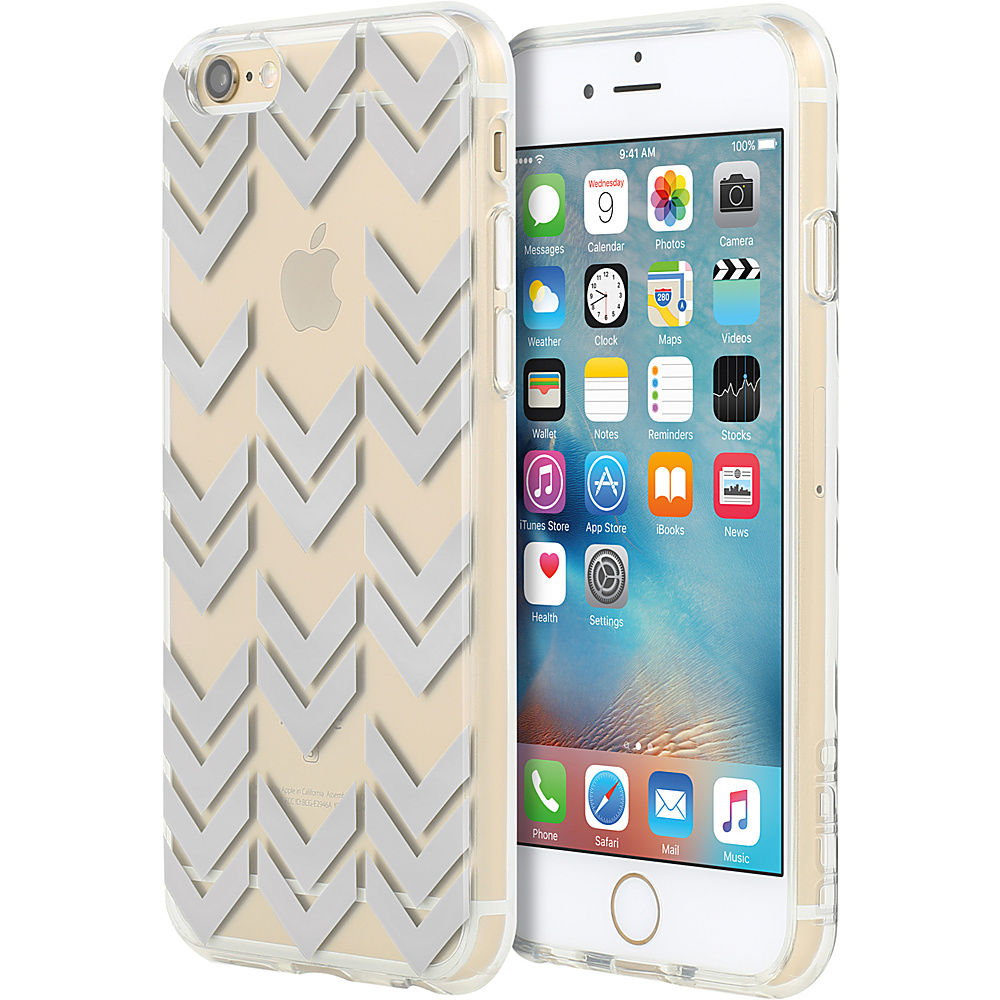 Incipio Design Series for iPhone 6/6s Aria Pattern Silver - Incipio Electronic Cases - Technology, Electronic Cases