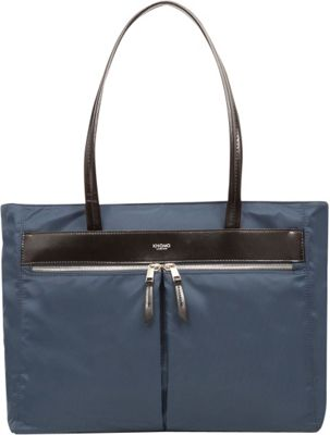 KNOMO London Grosvenor Square Work Tote Navy - KNOMO London Women's Business Bags