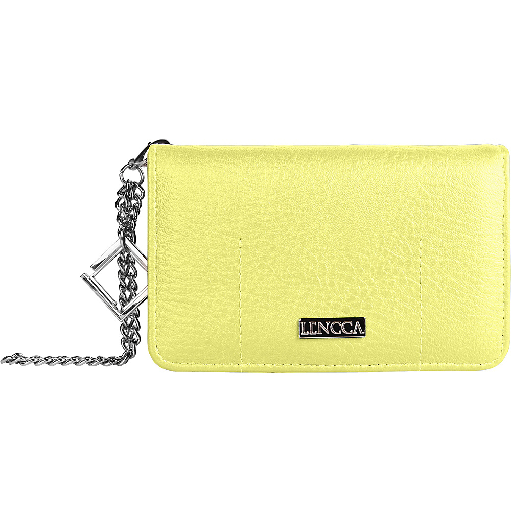 Lencca Kymira Wallet Organizer Clutch Sun Sky Lencca Manmade Handbags
